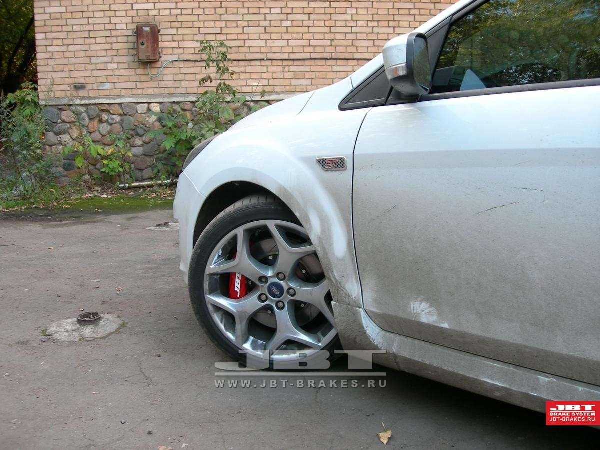 форд фокус 2 тормозной системы схема