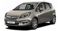 Тормоза для Opel Meriva II