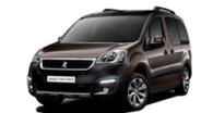 Peugeot Partner II restyle