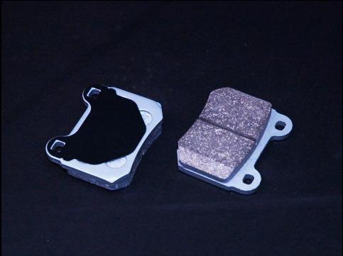 Тормозные колодки  JBT brakes